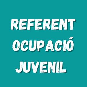 Referent d'Ocupació Juvenil